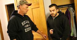 Psycho Dad Confronts Corn
