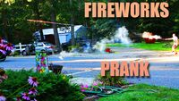 MCJUGGERNUGGETS FIREWORKS PRANK