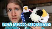 FAN MAIL MONDAY -21 -- ONE MILLION JUGGIES!