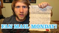 FAN MAIL MONDAY -34 -- WINTER IS COMING!