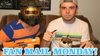 FAN MAIL MONDAY -29 -- I AM THE MASTER CHIEF!