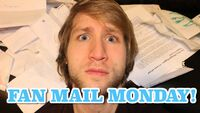 FAN MAIL MONDAY -40 -- HAPPY LABOR DAY!