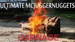 ULTIMATE MCJUGGERNUGGETS CARNAGE