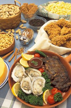 Foodstuff-containing-Zinc