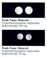 Pethidine DOJ