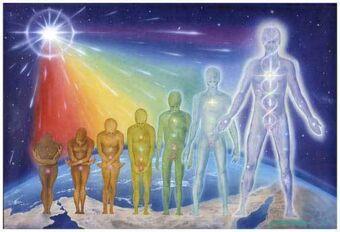 A spiritual evolution