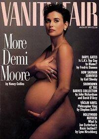 Vanity Fair August 1991