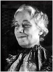 Karen Horney 1938