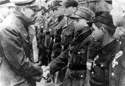 19450420 Hitler 65bd awards HJ Iron Cross