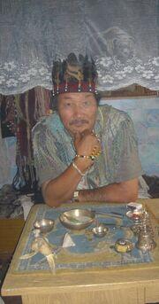 Kyzyl Shaman