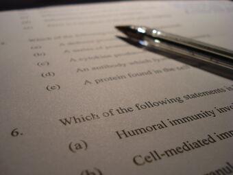 Multiple choice (testing method) | Psychology Wiki | FANDOM