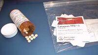 Clonidine pills and patch