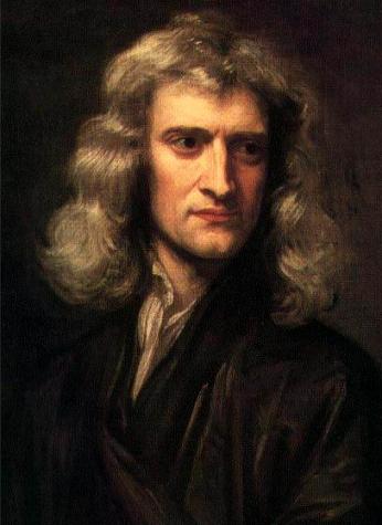 Newton personality