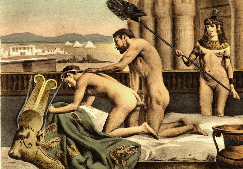 Egypt anal sex
