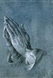Albrecht Dürer Betende Hände