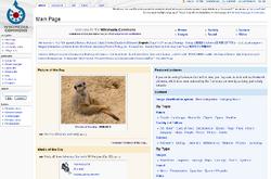 Commons screenshot