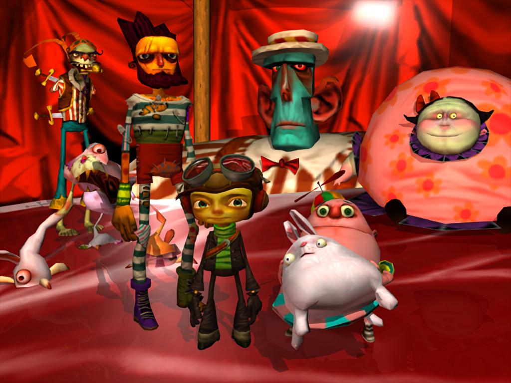Meat Circus | Psychonauts Wiki | FANDOM powered by Wikia