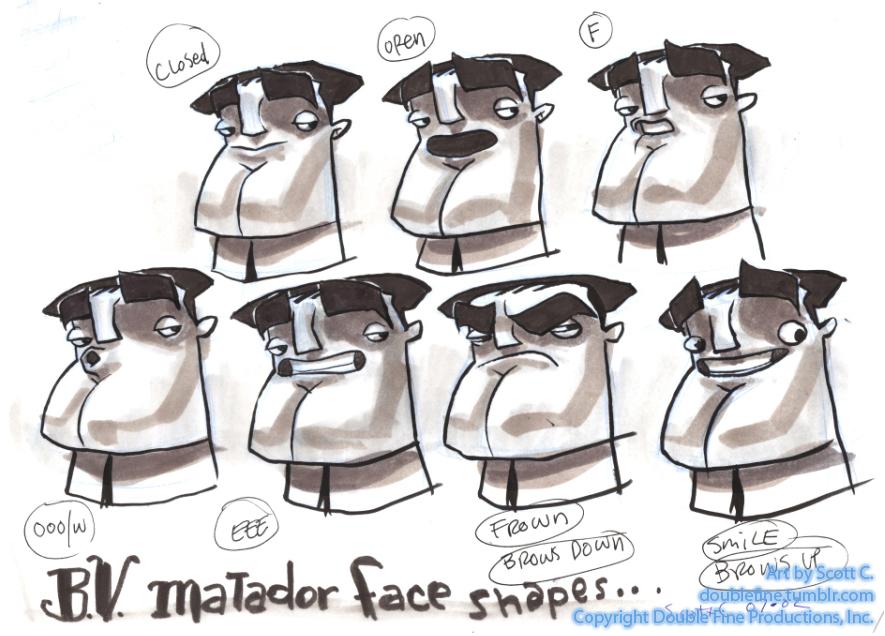 Character Design Inspiration Tumblr : Image tumblr mqgbxtqazp rhhn to g psychonauts wiki