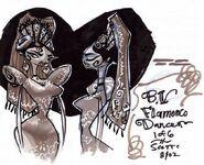 Flamenco concept2
