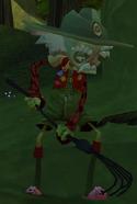 Cruller's Ranger persona