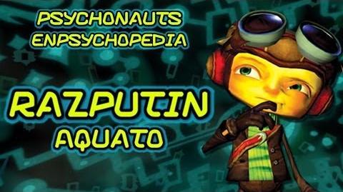 Raz Psychonauts Character Spotlight