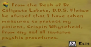 CaligostoLoboto DDS