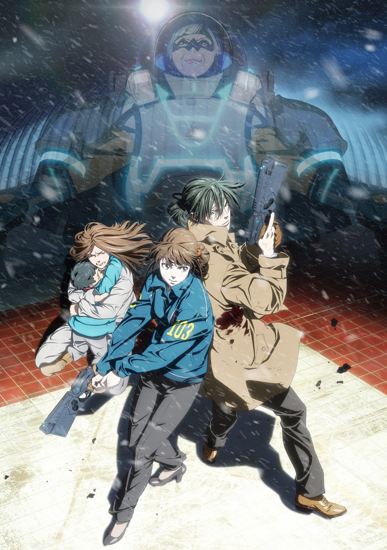 Case1 Crime And Punishment Psycho Pass Wiki Fandom Powered By Wikia