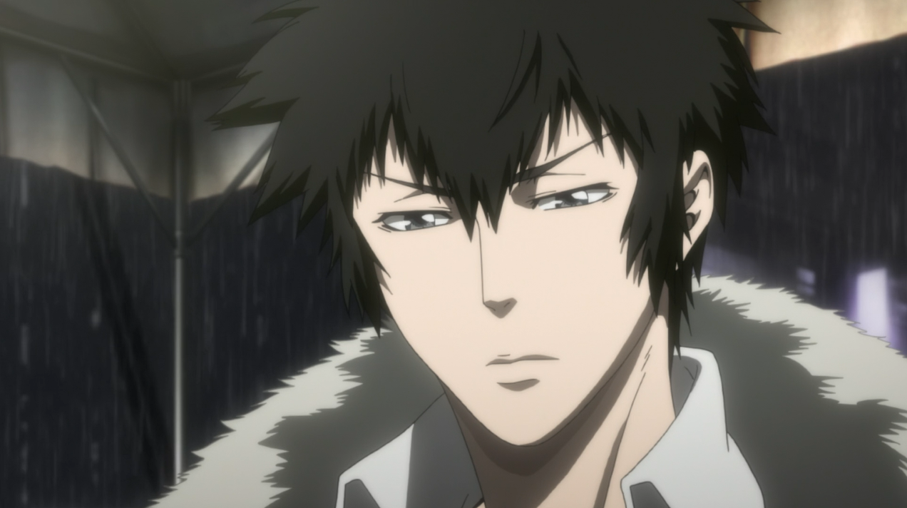 Shinya Kogami Psycho Pass Wiki Fandom Powered By Wikia