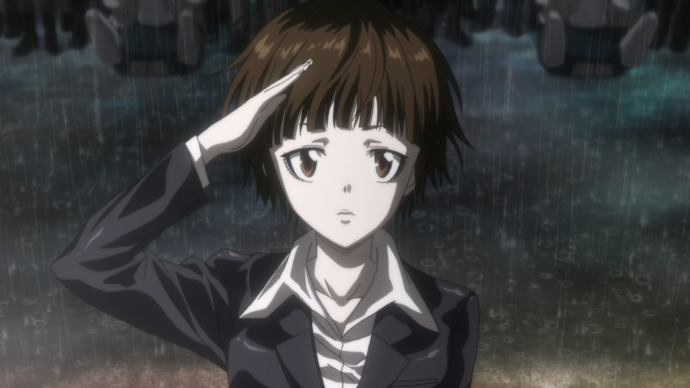 Akane Tsunemori Psycho Pass Wiki Fandom Powered By Wikia