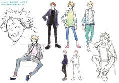 Design - Shusei 1
