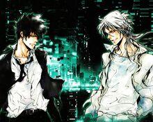 Rebo to Dlive - Shinya and Shogo