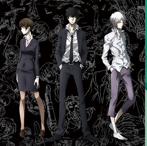 Psycho Pass Original Soundtrack Psycho Pass Wiki Fandom Powered