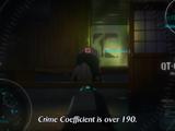 Crime Coefficient (Index)