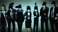 Psycho Pass - Out of Control Nothings Carved in Stone