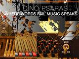 Dino Psaras - Where Words Fail Music Speaks