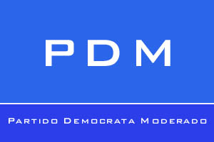 Ficheiro:PortoClaro bandeira partido PDM.jpg