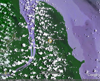PortoClaro mapa satelite