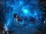 A galáxia