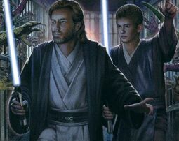 Obi-Wan The Changing of the Guard