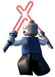 Asajj Ventress Lego