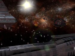 BatalhadeMustafar espacial
