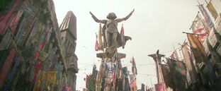 Estátua de Maz