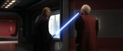 Você é o Lorde Sith
