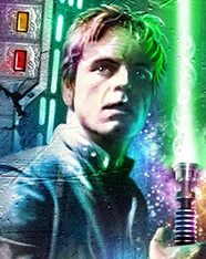 Luke Skywalker SQ