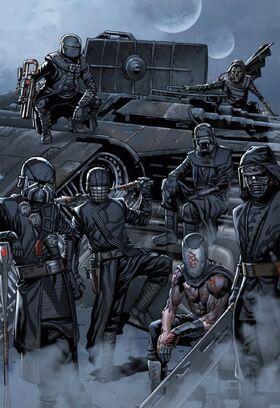 Formação Inicial dos Cavaleiros de Ren