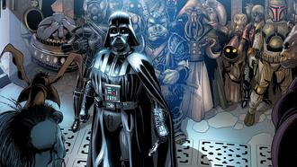 Vader no Palácio de Jabba
