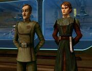 Yularen & Skywalker Einsatzbesprechung