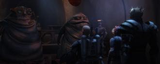 Jabba se junta a Sombra Coletiva