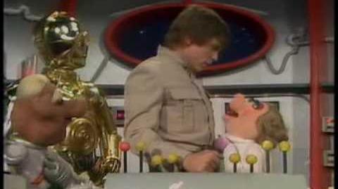 Muppet Show - Star Wars -Porcos no Espaco p1.avi