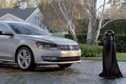Star Wars Volkswagen Commercial
